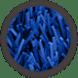cesped artificial de colores - azul oscuro