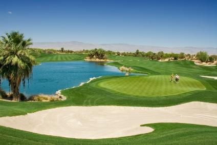campo de golf materiales
