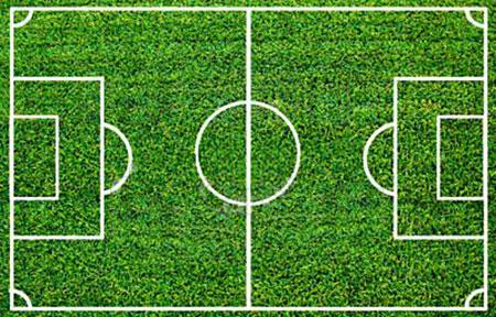 cancha de futbol 7 - como marcarla
