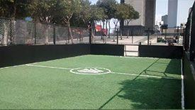 cancha pasto sintetico - futbol 2