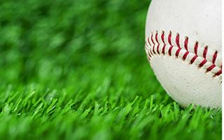 pasto sintetico - beisbol