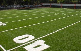 pasto sintetico - futbol americano