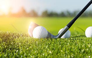 pasto sintetico - golf